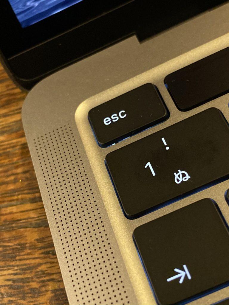 MacbookPro 13インチ